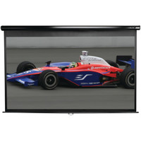 "Elite Screens 100"" Manual B Series Projection Screen (16:9 Format; 49"" X 87"")"