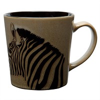Safari Zebra Coffee Mug