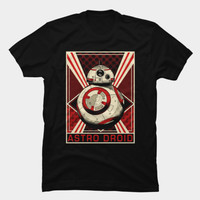 Rise Of BB 8 T Shirt By StarWars Design By Humans
