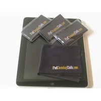 Ultra-fine Microfiber Cleaning Cloth for Apple iPad/iPad 2 - 3 Pack