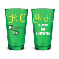 Breaking Bad Pint Glass