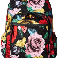 Vera Bradley Campus Tech Backpack, Signature Cotton
