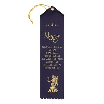 Virgo Birthday Award