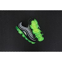 Nike Air VaporMax '97 - Black / Volt / Metallic Silver