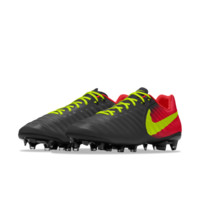 The Nike Jr. Tiempo Legend VII Academy iD Soccer Cleat .