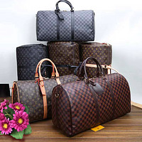 LV Luggage Bag Louis Vuitton Travel Big Bag Shoulder Bag Classic Women Man Bag Crossbody Bag
