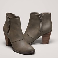 AEO Double Zip Bootie   American Eagle Outfitters