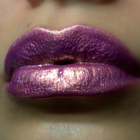 Purple/Golden Lip gloss - Stain - Ariadne