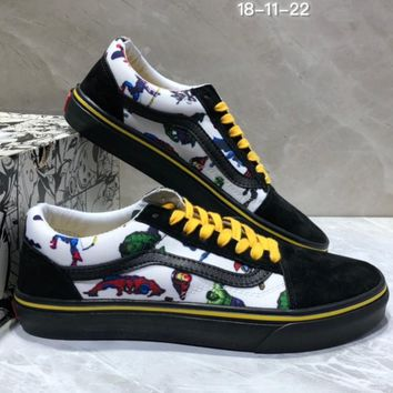 VANS Men's and women's shoes, casual board shoes
