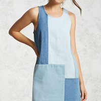 Contemporary Patchwork Dress