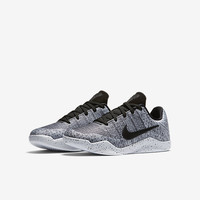 The Kobe XI (3.5y-7y) Big Kids' Basketball Shoe.