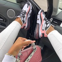 shosouvenir  Nike Air Max 270 React Women's Leisure Sports Shoes