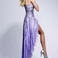 Sherri Hill 8300 at Prom Dress Shop
