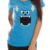 Disney Monsters, Inc. Sulley Girls T-Shirt | Hot Topic