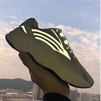 Bunchsun ADIDAS YEEZY 700 BOOST Tide brand classic retro men and women wild casual shoes 3#