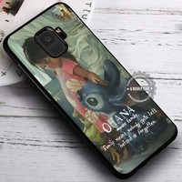 Ohana Means Family Lilo and Stitch iPhone X 8 7 Plus 6s Cases Samsung Galaxy S9 S8 Plus S7 edge NOTE 8 Covers #SamsungS9 #iphoneX