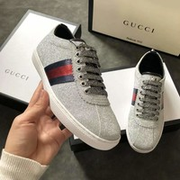 Gucci Fashion Casual Sports Shoes
