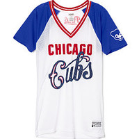 Chicago Cubs Bling Mesh Jersey - PINK - Victoria's Secret