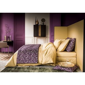 Teo Gold Bedding by Alexandre Turpault