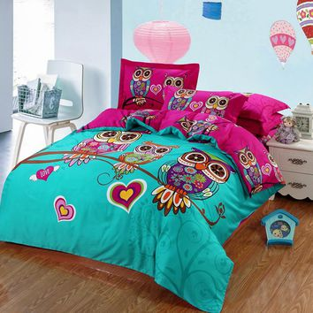 3/4/7pcs ~ 3D Bedding