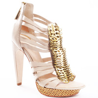 Nude Sandals are It! - MGECOM