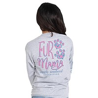 Fur Mama - Dog Mama - SS - Adult Long Sleeve
