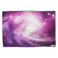 Purple Galaxy AOP Standard Size Polyester Pillow Case All Over Print
