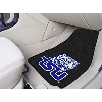 "Weather Car Mats NCAA Tennessee State 2-pc Carpeted Front Car Mats 17""x27"""