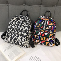 Fashion FENDI School Bag Sports Travel Bag Shoulder Bag School Backpack