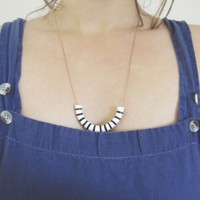 Stripes Necklace - Small