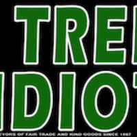 More Trees Less Idiots - Bumper Sticker