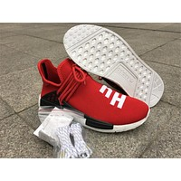 PW Human Race NMD Red Size 36-46