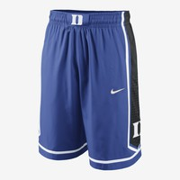 The Nike College Authentic (Duke) Men's Basketball Shorts.