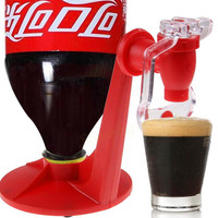Drink machines Upside Down Drinking Fountains Cola Beverage Switches Drinkers