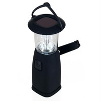Whetstone Solar Dynamo Camping Lantern - No Batteries Needed