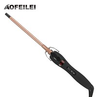 Aofeilei professional 9mm curling iron