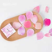 Rose Petal Sticky Notes