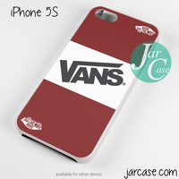 Vans heart red style Phone case for iPhone 4/4s/5/5c/5s/6/6 plus