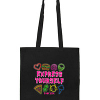 SHOP JEEN EXPRESS YOURSELF TOTE
