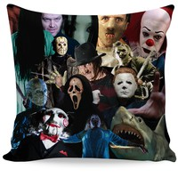 Cinema Killers Couch Pillow