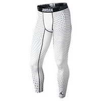 The Jordan All Season FLIGHTFLEX Compression Men's Training Tights.