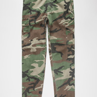 Rothco Vintage Mens Cargo Pants Camo Green  In Sizes