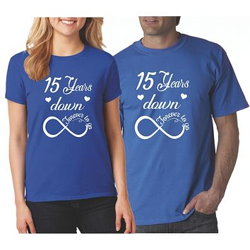 Anniversary Shirts for Married Couples | Our T Shirt Shack