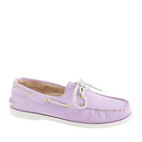 Sperry Top-Sider® for J.Crew Authentic Original 2-eye boat shoes in pastel
