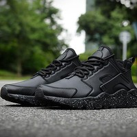 Nike Air Huarache 3 Black Men and Women running shoes 36-45