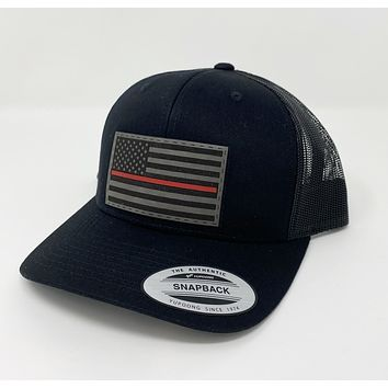 Red Line Hat