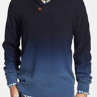Men's Rodd & Gunn 'Melrose' Ombre Shawl Collar Sweater