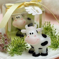 Dairy Cow Shaped Birthday Candle
