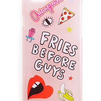 Peekaboo IPhone 6/6s Plus Case With Stickers