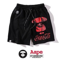 Summer Camouflage Casual Couple Shorts Sportswear [1276632006692]